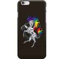 All Hail the Robot Unicorn 2 iPhone Case/Skin