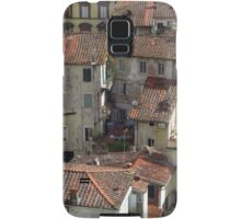 Tiles and Windows, Lucca  Samsung Galaxy Case/Skin