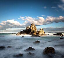 Afternoon at Camel rock by David Haworth