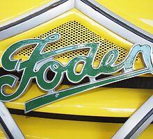 Foden Trucks - a name now long gone by Joe Hupp