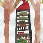 Ben's Lizard House by TeriTrees