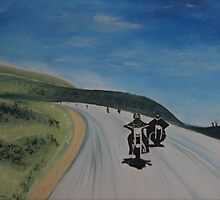 On The Road Again by StephenSimmons