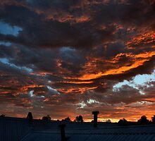 Perth Sunset by GerryMac