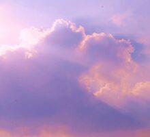 PurpleClouds by Laurel Shada