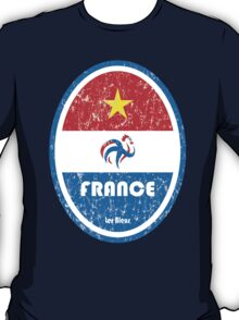 World Cup Football 7/8 - France (Distressed) T-Shirt