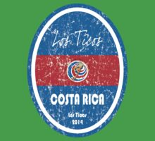 World Cup Football - Costa Rica Kids Clothes