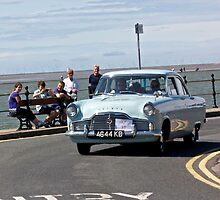 Ford Zephyr - Taken in West Kirby - July 2014 by Block123