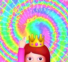 Middle finger princess  by Millybrown