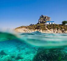 Kos Kastri island by george papapostolou