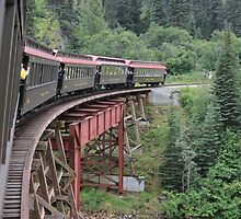 Trains & Bridges by Dana Yoachum