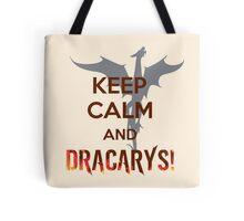 Dracarys (GOT) Tote Bag
