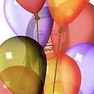 Balloons by Troy Brown