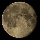 A super moon by Rivendell7