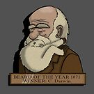 Beard Of The Year by jayveezed