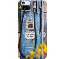 Contains Lead iPhone Case/Skin