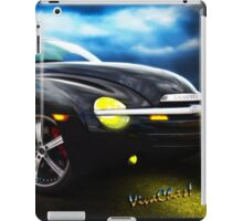 Chevy SSR Night Life – Hot Rods Live Lives All Their Own ~:0) iPad Case/Skin