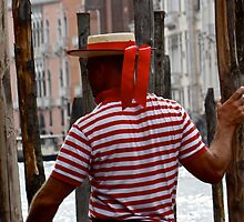 The Gondolier (3) by Hayley Musson