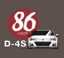 Toyota GT86 Subaru BRZ design by AlexVentura