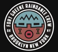 Fort Greene Raindance Crew by JamesShannon