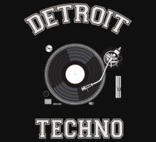 Detroit Techno Kids Clothes