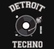 Detroit Techno by ixrid