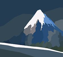 Mountains by handy182