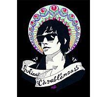 Julian Casablancas Photographic Print