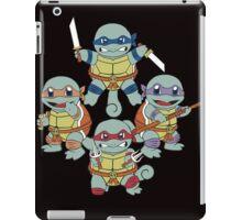 Teenage Mutant Ninja Squirtles  iPad Case/Skin