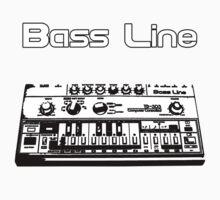 TB-303 Bass Line by ixrid