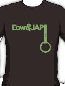 LowLife & JAP Tsurikawa – hang ring (6) T-Shirt