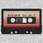 Awesome Mix Vol. 1 by ridiculouis