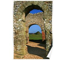 Norman Arches Poster