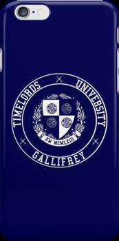 Gallifrey University by ixrid