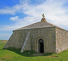 St Aldhelm's Chapel by RedHillDigital