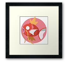 Magikarp - Basic Framed Print