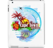 Cape Town South Africa iPad Case/Skin