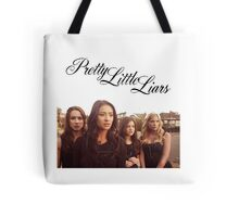 Pretty Little Liars Tote Bag