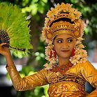 Lombok Dancer by Mieke Boynton