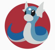 Dratini - Basic by Missajrolls