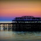 West Pier ©  by Dawn M. Becker