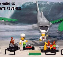 Sharnado 45 - Ultimate Revenge by themindfulart