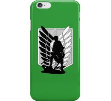 Attack on Titan Levi iPhone Case/Skin