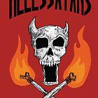 Hell's Satans by salvatrane