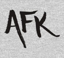 AFK - Black by emilymckelvey