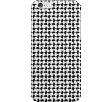Gutrah ~ Shemagh [Black] iPhone Case/Skin