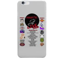 NEW Mouse Rat (Live Tour Edition) Plus Pawnee Sponsors & Former Band Names! iPhone Case/Skin