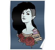 Marceline The Vampire Queen (v.2) Poster