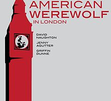 """An American Werewolf In London"" by Evan Ayres"