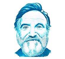 Robin Williams by Kyle Willis