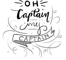 Oh Captain, My Captain by ACWilliuam